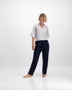 philippa trousers - navy