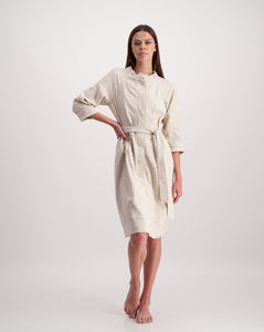 julia dress - natural