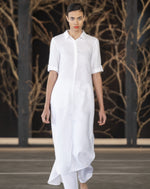 LUNAR kurta dress, sustainable, eco fashion