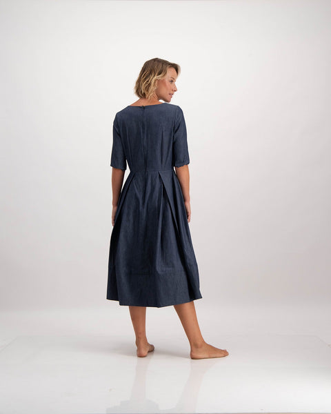 ntombi denim dress