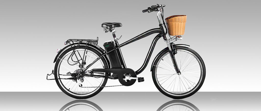 Nakto ebikes city commute