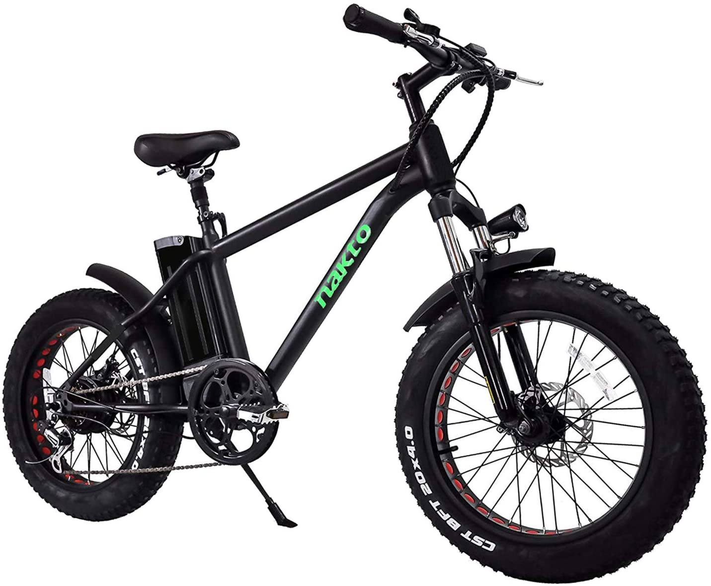 NAKTO FAT TIRE MINI CRUSIER EBIKE 20 INCHES