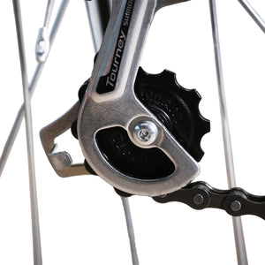 "NAKTO city electric bicycle Classic 26"" - Nakto e-bike"
