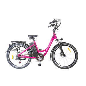 "NAKTO Fat Tire Electric Bicycle 20"" Discovery - Nakto e-bike"