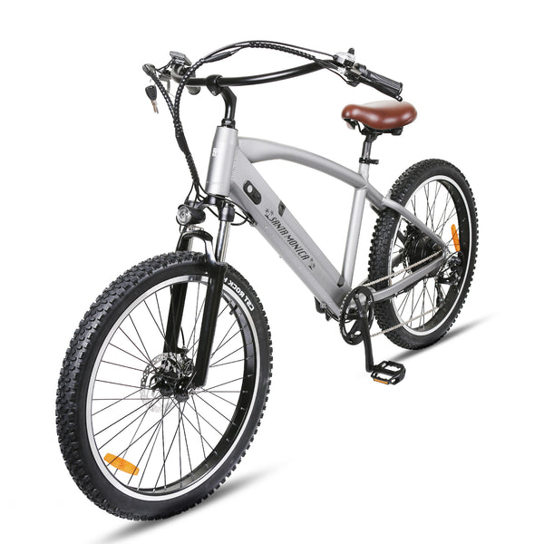 NAKTO 500W Electrical Bicycle  26'' Santa Monica