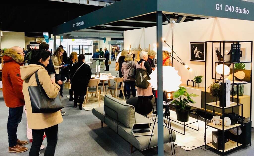 Love Your Home Show, Citywest Dublin, 8-10th March 2019