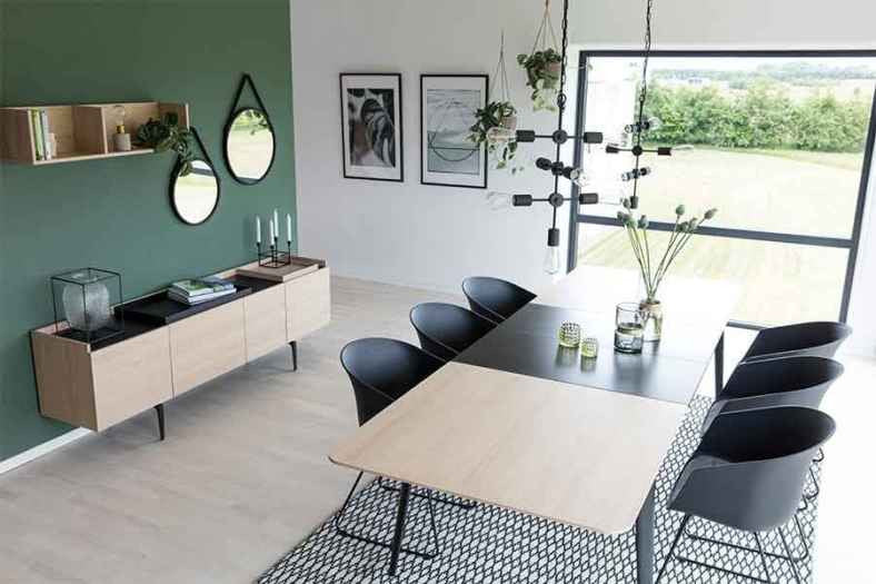 Connect Sideboard and Dining Table