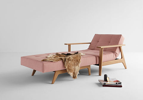 Lounge Chair Daybed