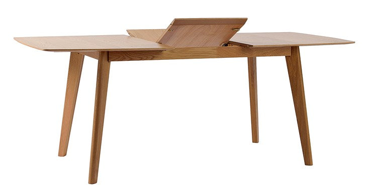 CIRRUS Butterfly Extending Dining Table 150CM To 195CM ROWICO D40Studio