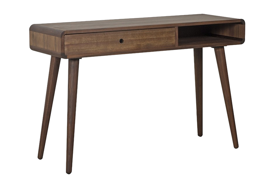 CASØ 500 Walnut Desk 120CM, CASØ- D40Studio