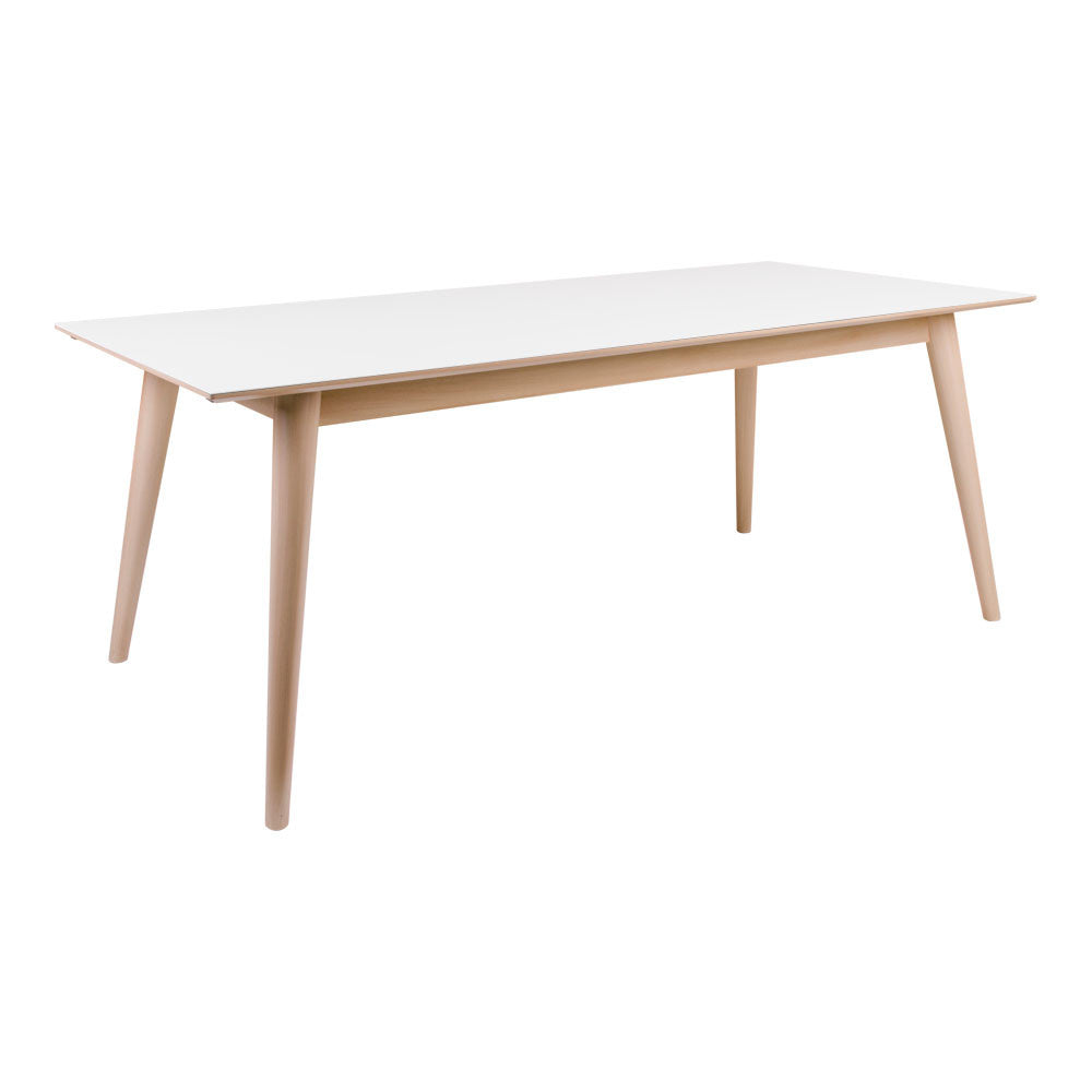 ... COPENHAGEN Extendable Table Wood 195/285 CM, House Nordic  D40Studio