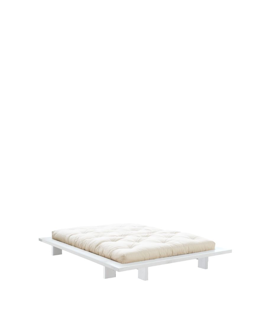 JAPAN BED White