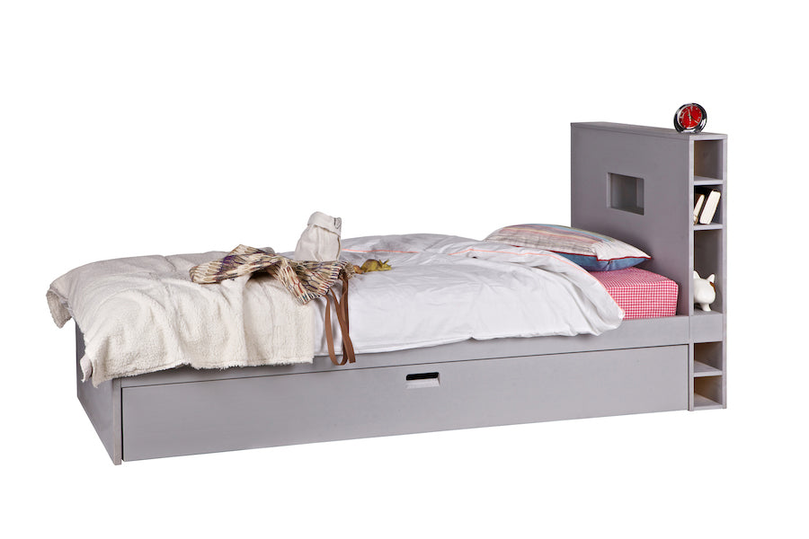 STORE TRUNDLE Bed, WOOOD- D40Studio