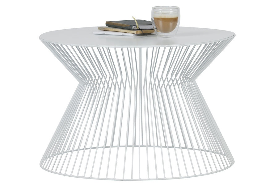 SUUS White Coffee Table 60CM