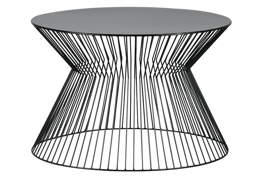 SUUS Black Coffee Table 60CM