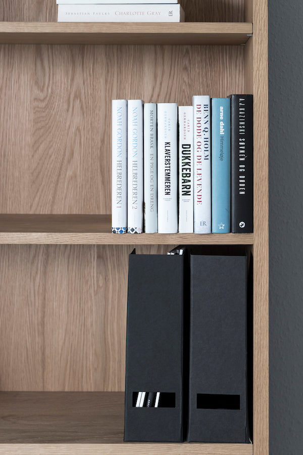 APARTMENT Bookcase, Interstil- D40Studio