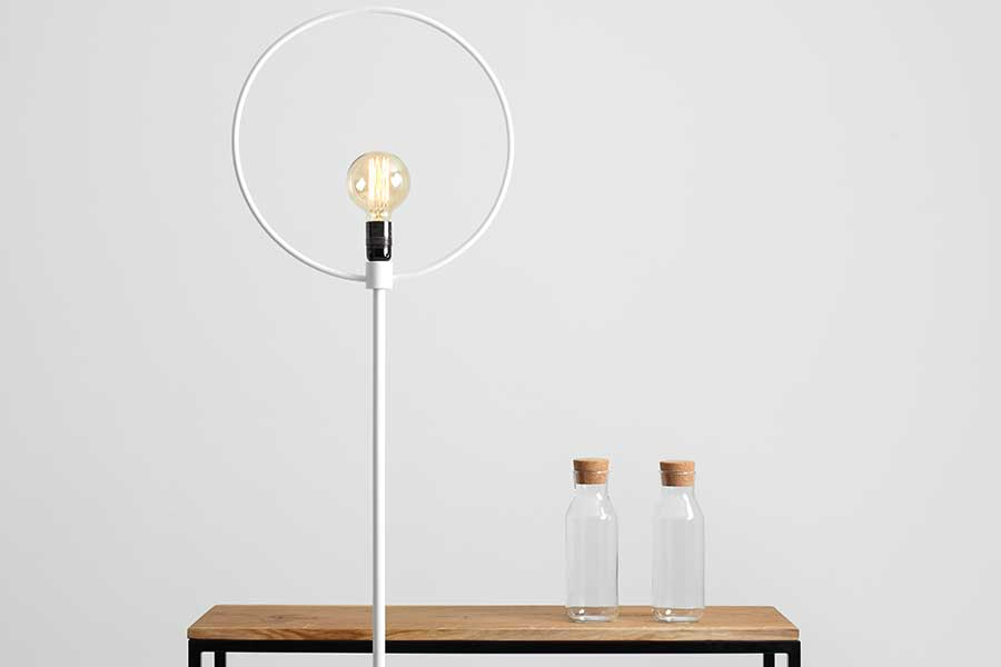 BULLET FLOOR Lamp, CustomForm- D40Studio