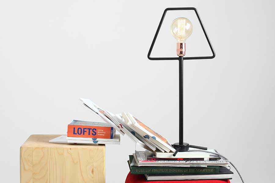 FIRKANT TABLE Lamp - YNOT, CustomForm- D40Studio