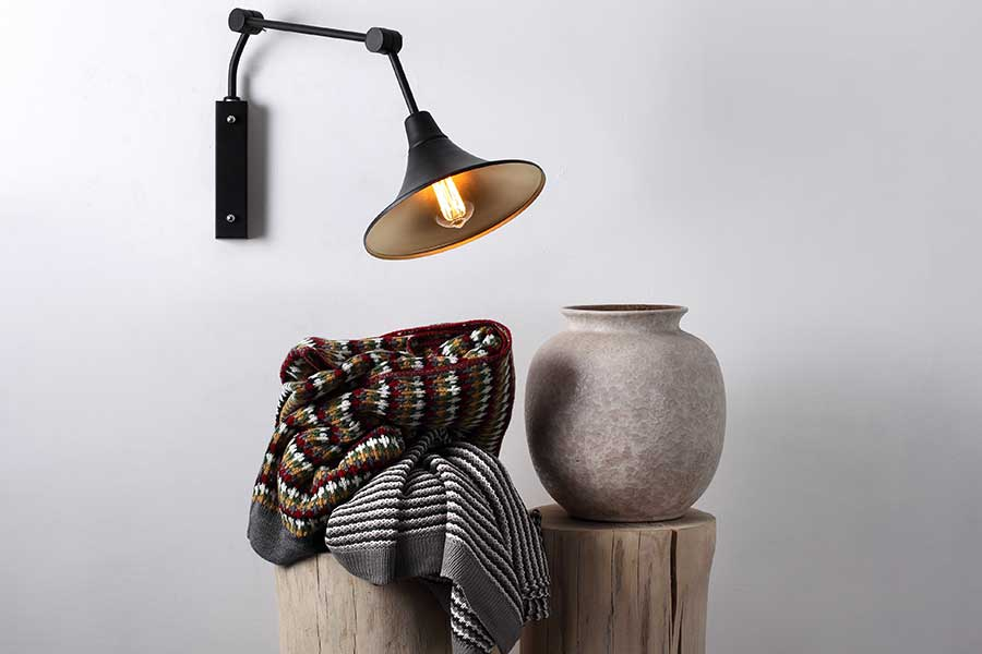MILLER WALL Lamp, CustomForm- D40Studio