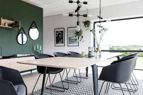 CONNECT Extendable Dining Table 200 CM - 300 CM - Table - D40Studio Ireland