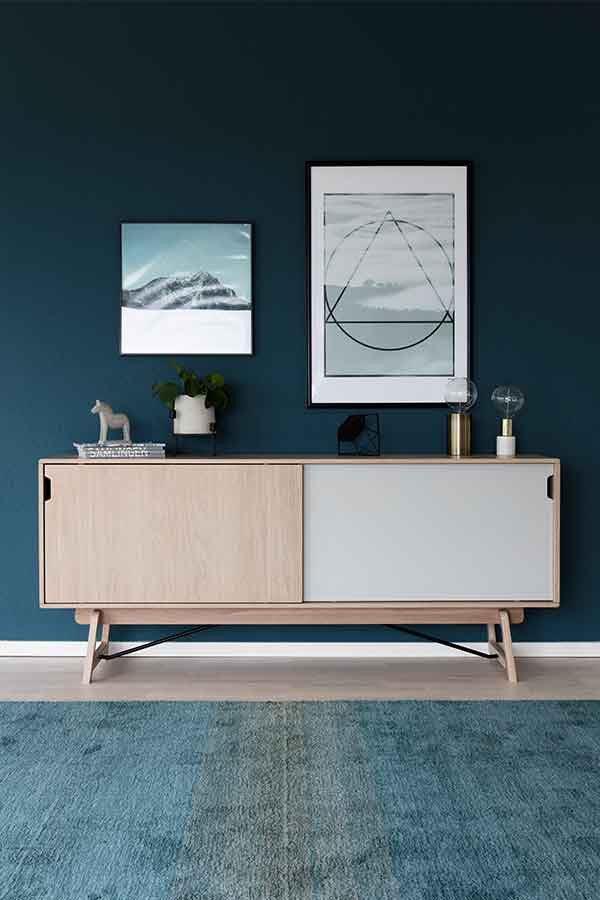 EIK Sideboard 180CM, Interstil- D40Studio