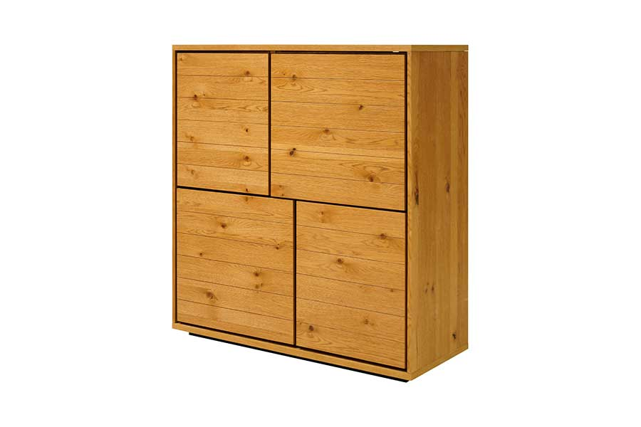 GORM Highboard 114CM, Interstil- D40Studio
