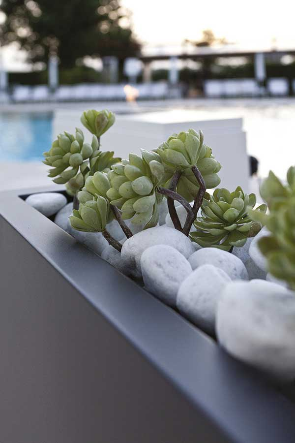 Talenti Outdoor Planter, Talenti- D40Studio