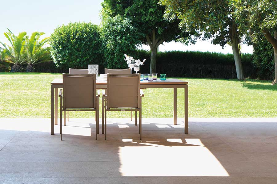 TIMBER Extending Dining Table 200/280CM, Talenti- D40Studio