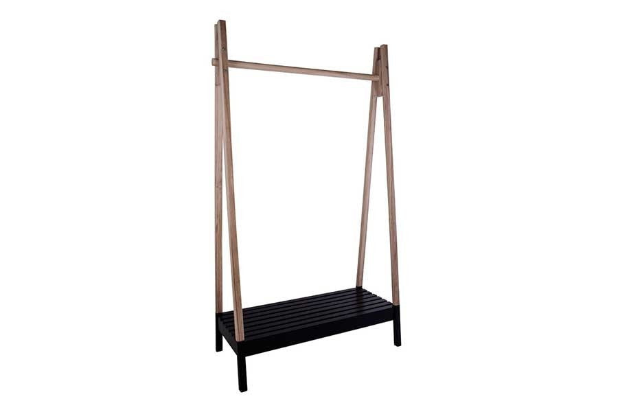 Scandi Clothes Rack, D40Studio- D40Studio