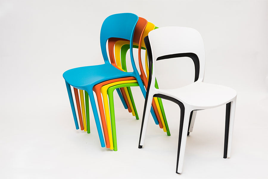 UFO Set of 2 Chairs, RAGABA- D40Studio
