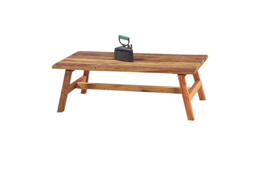 Rustic Teak Coffee Table, D40Studio- D40Studio