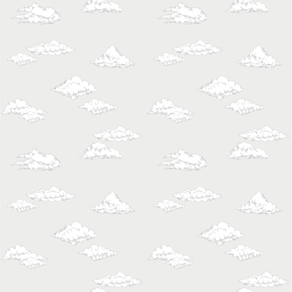 SMALL CLOUDS Wallpaper