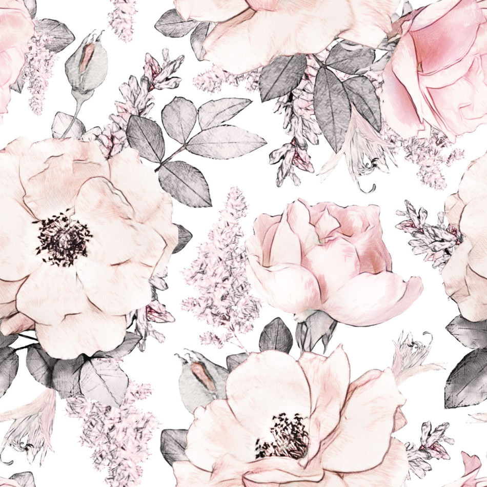 MAGNOLIA GARDEN Wallpaper