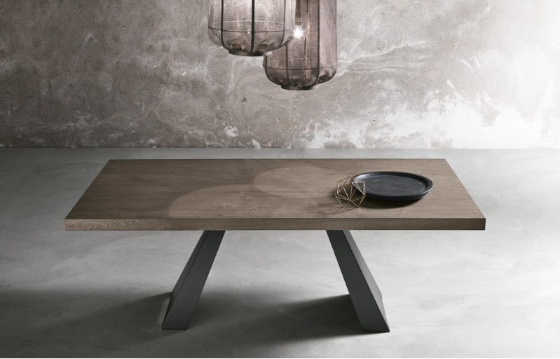 SILVER Dining Table 160CM, 180CM & 200CM