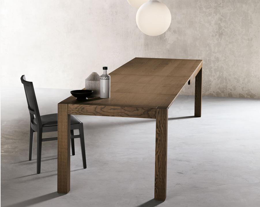 FRANKIE SUPER Extending Dining Table 001