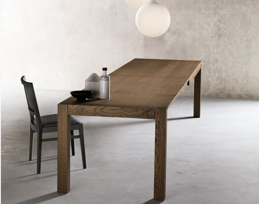 FRANKIE SUPER Extending Dining Table 002