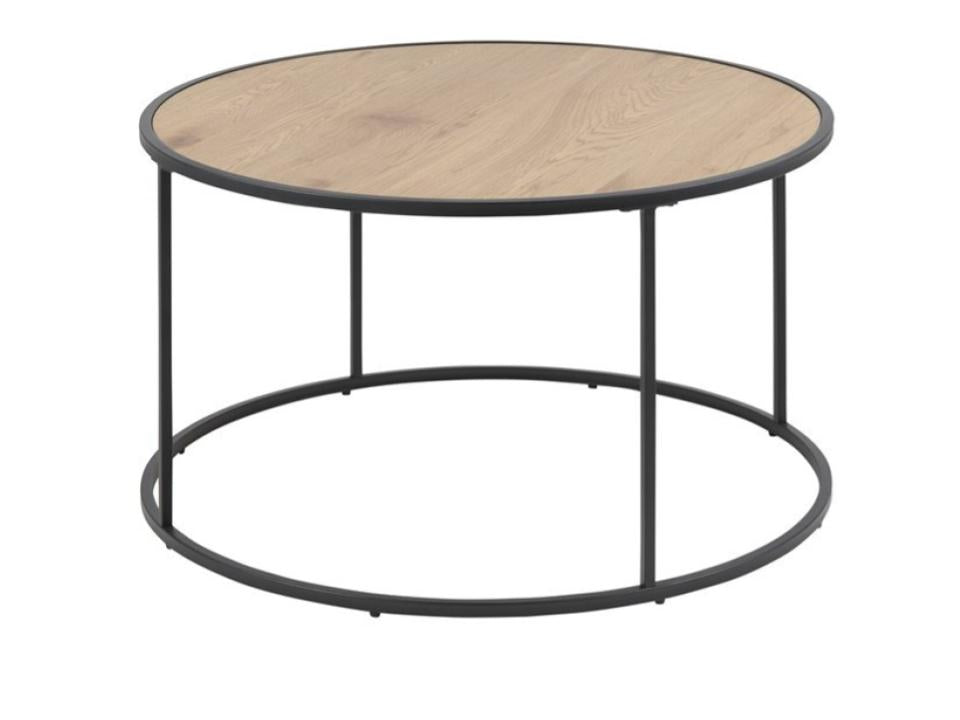 FJORD Round Coffee Table 80CM