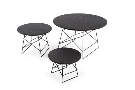 GRID Set of 3 Coffee Tables, Innovation- D40Studio