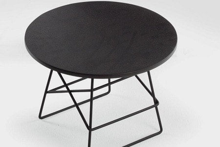 GRID Round Coffee Table Ø 45, Innovation- D40Studio