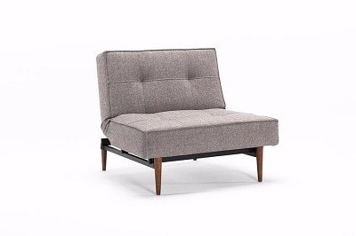 SPLITBACK STYLETTO Lounge Chair, From 20 Day Delivery Innovation- D40Studio