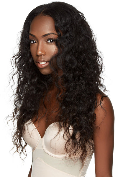 Natural Wave Extensions