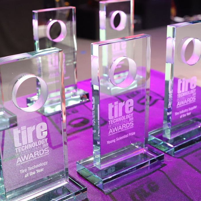 Tire Manufacturer of the Year, Innovation Award : two major awards for Michelin
