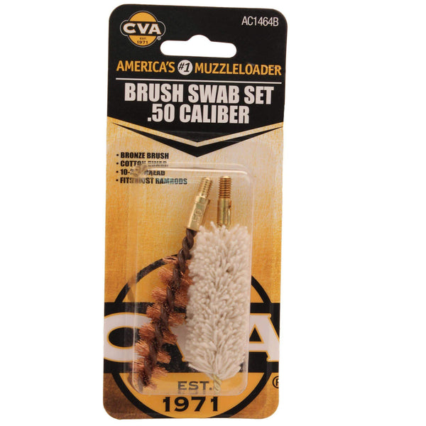 .50 Calliber Brush-Swab Set