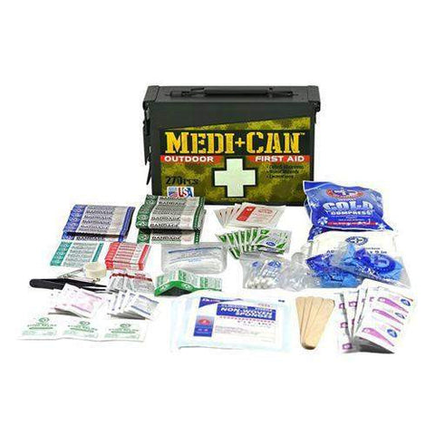 270 Piece First Aid Kit