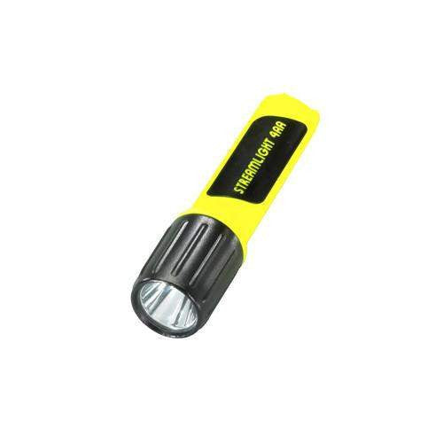 4AA LED - Lux Div 2 w-White LED, Yellow