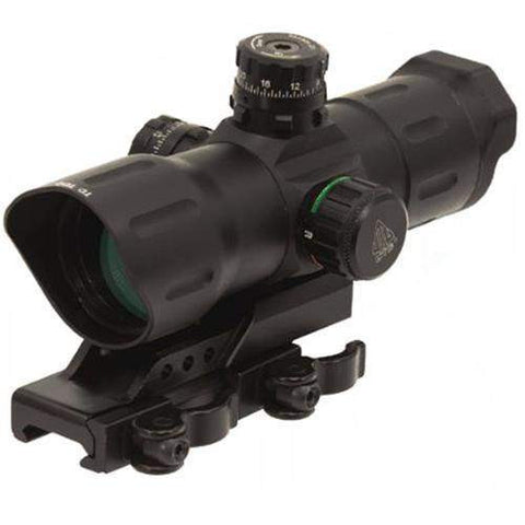 "6"" ITA R-G CQB Sight with Offset, Quick Detachable Mount"