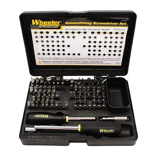 89 Piece Deluxe Gunsmithing Kit