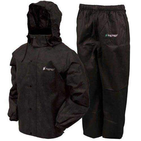 All Sport Suit Black - X-Large