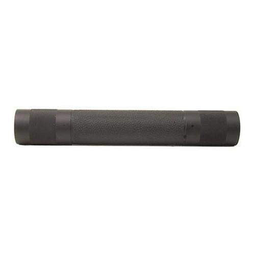 AR-15 Free Floating Overmolded Forend - Black, Rubber Grip Area