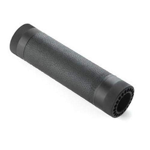 AR-15 Free Floating Overmolded Forend - Mid-Size Rubber Grip Area Black